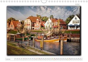 Ostfriesland - die bezaubernden alten Häfen