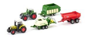 SIKU 6286 - 5er-Geschenkset: Landwirtschaft