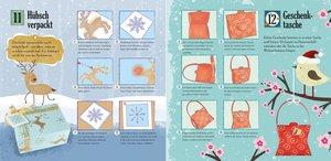 Adventskalender-Bastelbuch