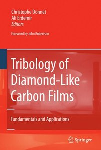 Tribology of Diamond-like Carbon Films