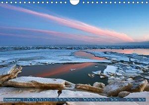 Die Hallig Langeneß (Wandkalender 2019 DIN A4 quer)