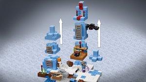 LEGO® 21131 - Minecraft, Türme aus Eis
