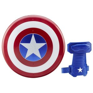 Hasbro Avengers B5782EU4 - Captain America magnetisches Schild