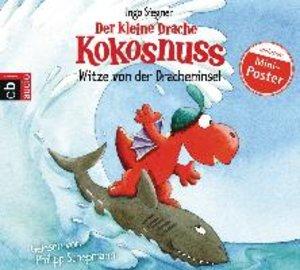 Der kleine Drache Kokosnuss 01 - Witze von der Dracheninsel