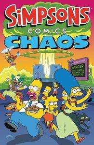 Simpsons Comics Chaos