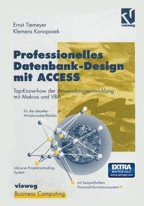 Professionelles Datenbank-Design mit ACCESS