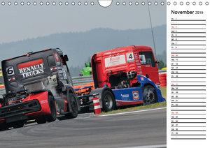 Faszination Truck Racing (Wandkalender 2019 DIN A4 quer)
