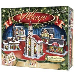 Weihnachtsdorf - Puzzle (Puzzle)