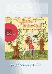 Liliane Susewind - Ein Pinguin will hoch hinaus (DAISY Edition)