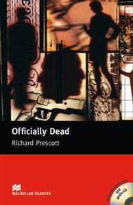 Officially Dead. Lektüre mit 2 CDs