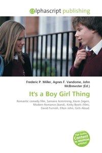 It\'s a Boy Girl Thing