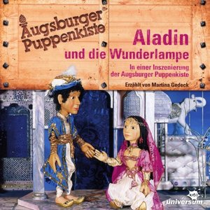 Augsburger Puppenkiste: Aladin Hörspiel