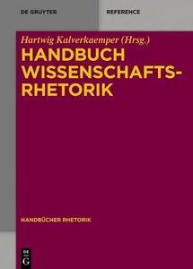 Handbuch Wissenschaftsrhetorik