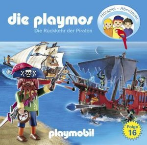 Playmos-Folge 16/CD