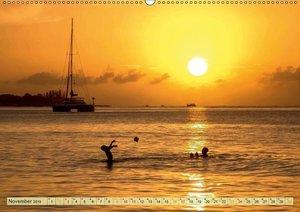 Die großen Antillen - Jamaica (Wandkalender 2019 DIN A2 quer)