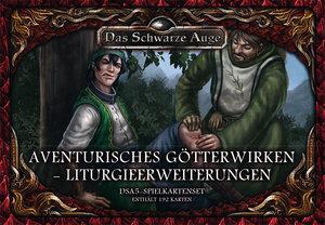 DSA5 Spielkartenset Aventurisches Götterwirken - Liturgieerweit