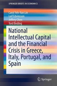 National Intellectual Capital and the Financial Crisis in Greece