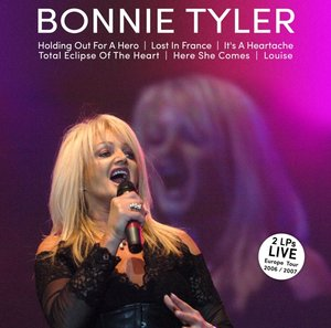 Bonnie Tyler Live Europe Tour 2006-2007 (2LP)