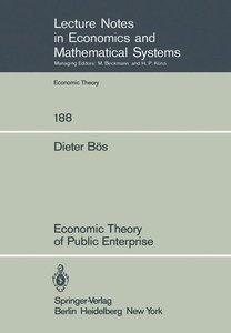 Economic Theory of Public Enterprise