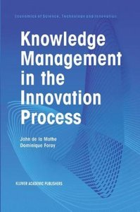Knowledge Management in the Innovation Process