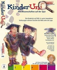 KinderUni, den Wissenschaften auf der Spur, 1 DVD