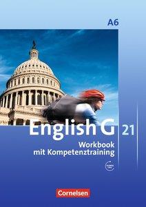 English G 21 - Ausgabe A 06: 10. Schuljahr. Workbook mit CD-Extr
