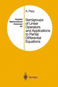Semigroups of Linear Operators and Applications to Partial Diffe