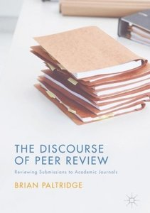 The Discourse of Peer Review
