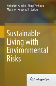 Sustainable Living with Environmental Risks