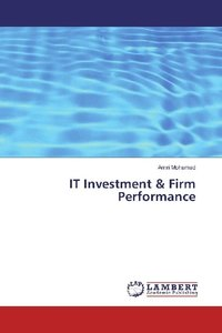 IT Investment & Firm Performance