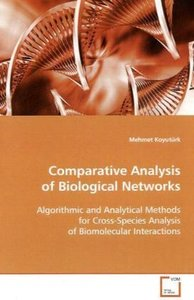 Comparative Analysis of Biological Networks
