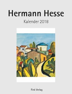 Hermann Hesse 2018. Kunstkarten-Einsteckkalender
