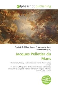 Jacques Pelletier du Mans