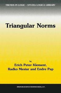 Triangular Norms