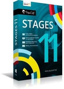AquaSoft Stages 11, 1 DVD-ROM