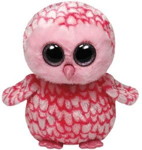 Pinky Buddy-Schleiereule pink, Large