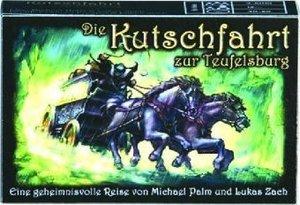 Die Kutschfahrt zur Teufelsburg (Kartenspiel)