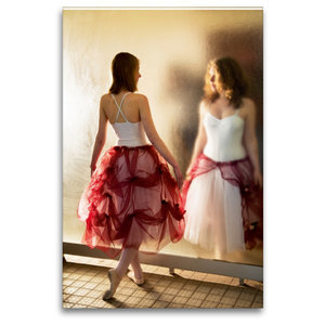 Premium Textil-Leinwand 80 cm x 120 cm hoch Ein Motiv aus dem K