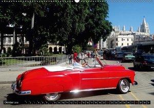 Cabrio Träume in Havanna (Wandkalender 2018 DIN A2 quer) Dieser