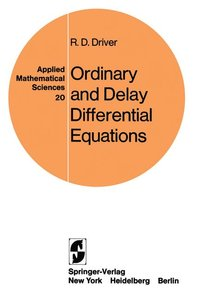 Ordinary and Delay Differential Equations
