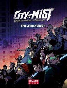 City of Mist Spielerhandbuch