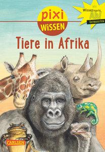 Pixi Wissen, Band 89: Tiere in Afrika