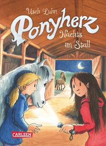 Ponyherz, Band 6: Nachts im Stall