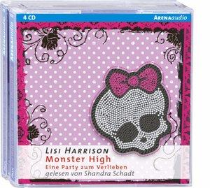 Monster High 01. Eine Party zum Verlieben