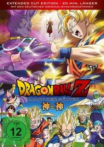 Dragonball Z-The Movie: Kampf der Götter