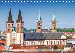 WÜRZBURG Historisches Stadtherz