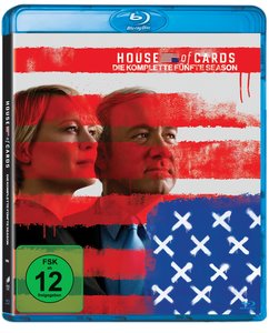 House of Cards. Staffel.5, Blu-ray