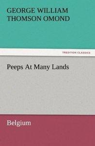 Peeps At Many Lands: Belgium