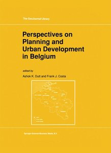 Perspectives on Planning and Urban Development in Belgium