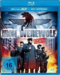 Iron Werewolf (Blu-ray 3D)